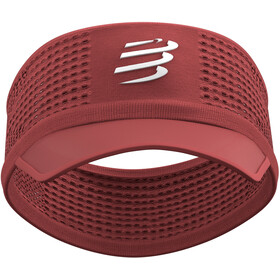 Compressport Spiderweb On/Off Hoofdband, coral